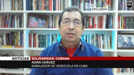 Embajador de Venezuela habla con HispanTV sobre médicos cubanos
