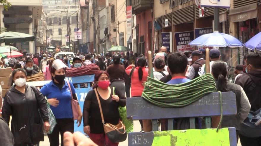 Pese a recuperación de empleos en Lima el trabajo informal crece
