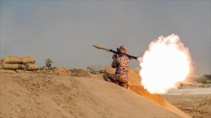 Irán destruye centros de terroristas en fronteras noroccidentales