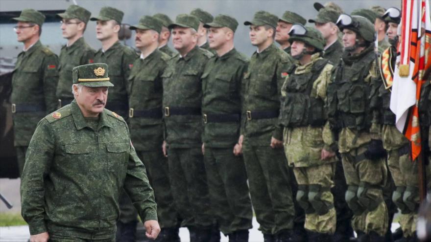 Bielorrusia irá a guerra si Occidente lanza agresión contra Rusia | HISPANTV