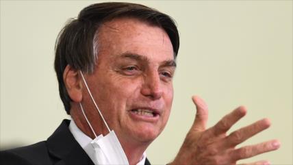 ONU denuncia gestión de Bolsonaro ante la COVID-19