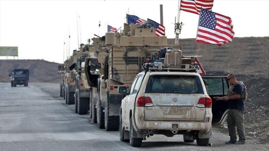 Ataque con cohete golpea base de EEUU cerca de aeropuerto de Bagdad   HISPANTV