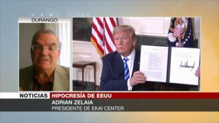 "Zelaia: Hipocresía de EEUU en materia nuclear es ""desfachatez"""