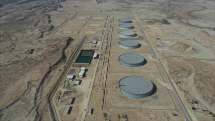 Irán inaugura terminal de exportación de petróleo en Golfo Pérsico
