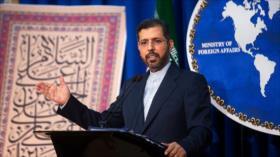 Irán rechaza informe de ONU sobre envío de armas a Yemen