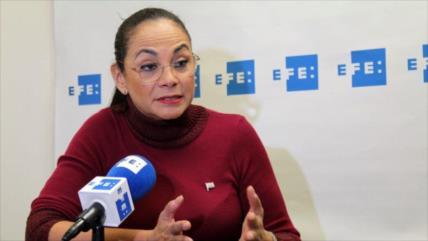 Hermana de Rafael Correa, posible candidata a la Vicepresidencia