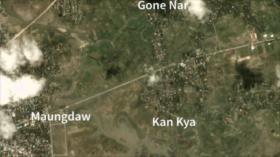 ONU: Myanmar borra nombres de aldeas Rohingya de sus mapas