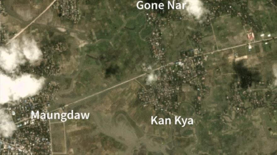 ONU: Myanmar borra nombres de aldeas Rohingya de sus mapas oficiales