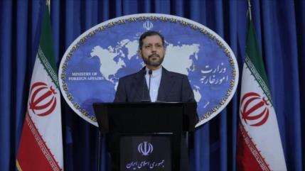 """Irán rechaza alegato """"ridículo"""" de EEUU sobre injerencia electoral"""