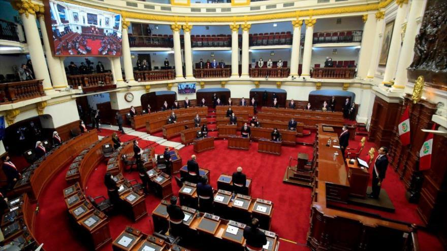 Congreso de Perú debatirá la destitución del presidente Vizcarra | HISPANTV