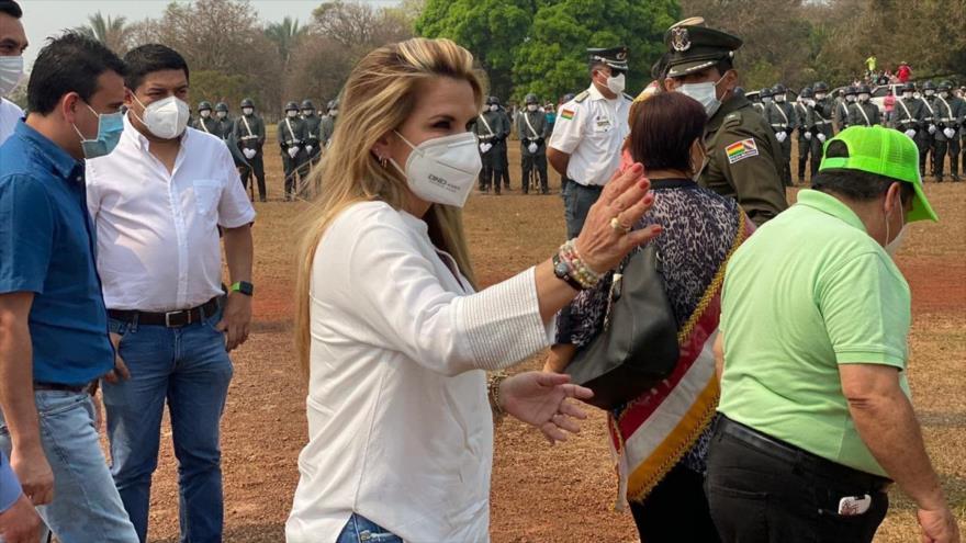 HRW denuncia a Áñez por abuso de justicia para perseguir a Morales | HISPANTV
