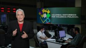 Buen día América Latina: Colombia; Disturbios por violencia policial
