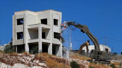 ONU: Israel destruyó decenas de casas palestinas pese a pandemia