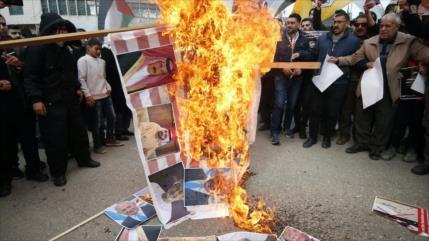 Movimientos palestinos repudian pacto 'traicionero' Baréin-Israel