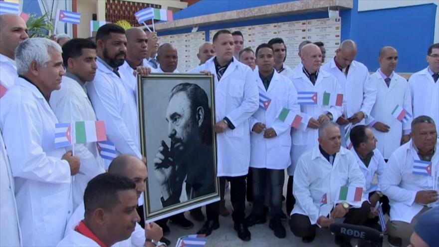 Síntesis: Cuba ejemplo en enfrentamiento a la COVID-19