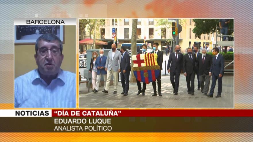 Luque: En Cataluña se observa una doble fractura social