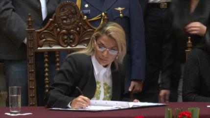 HRW: gobierno interino de Áñez utiliza la justicia como arma