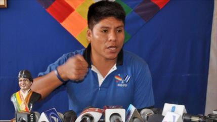 El MAS reemplaza a Evo Morales con Loza en la lista parlamentaria