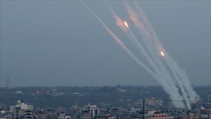 """HAMAS promete defender a Palestina """"con pólvora y balas"""""""