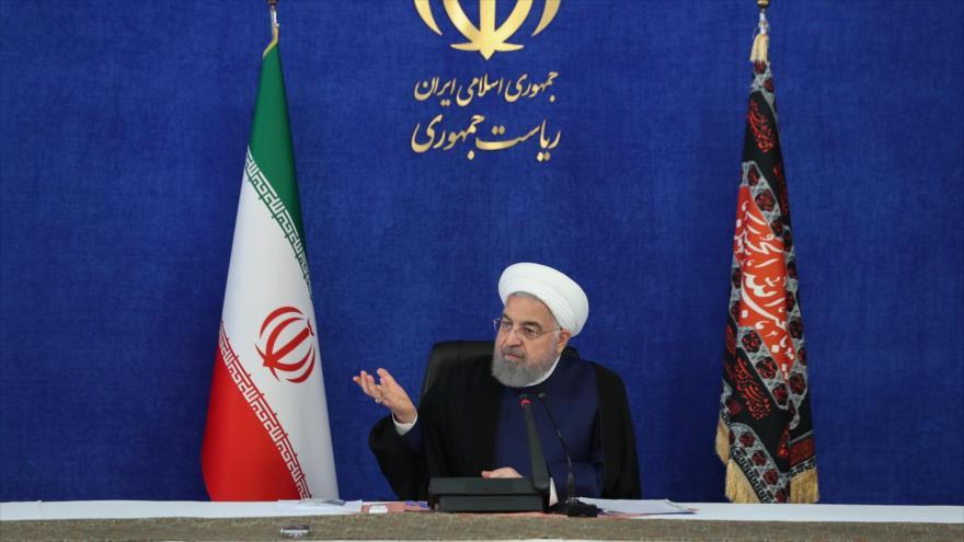 Presidente iraní denuncia: EEUU no sabe nada de humanidad | HISPANTV