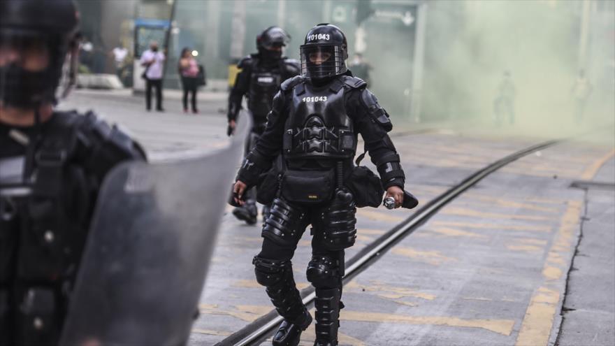 Más de 12 muertos y 200 heridos, saldo de protestas en Colombia