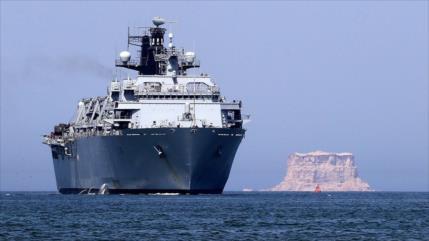 El Reino Unido triplicará el tamaño de su base militar en Omán