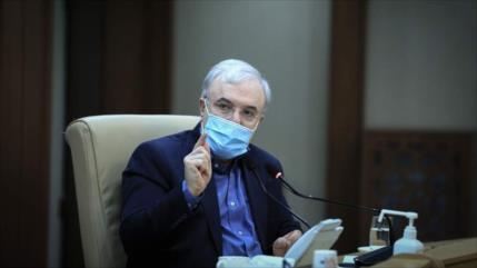 Irán a OMS: Es hora de una acción global contra sanciones de EEUU