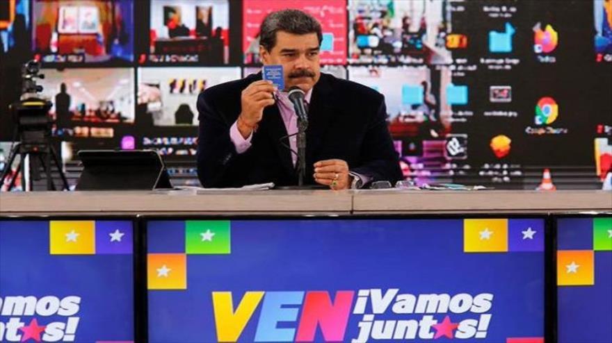 Maduro: El pueblo definirá el destino de Venezuela en comicios | HISPANTV