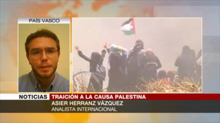 """""""Pacto Baréin-Israel busca afrontar la resistencia en la región"""""""