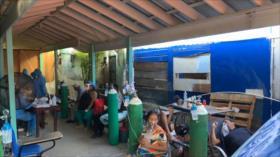 En isla hondureña no pueden manejar la crisis a causa del COVID-19