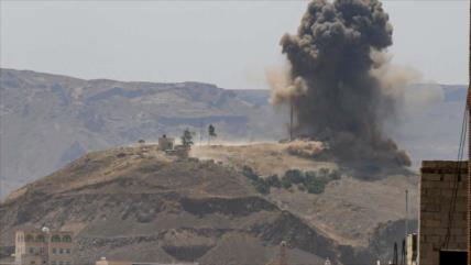 4 muertos en reciente bombardeo saudí a Yemen