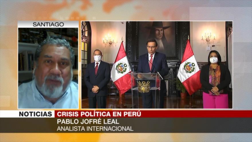 Hay ambiciones políticas detrás del juicio político a Vizcarra   HISPANTV