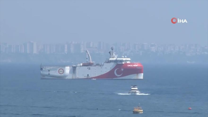 Turquía y Grecia relajan las tensiones en el mar Mediterráneo