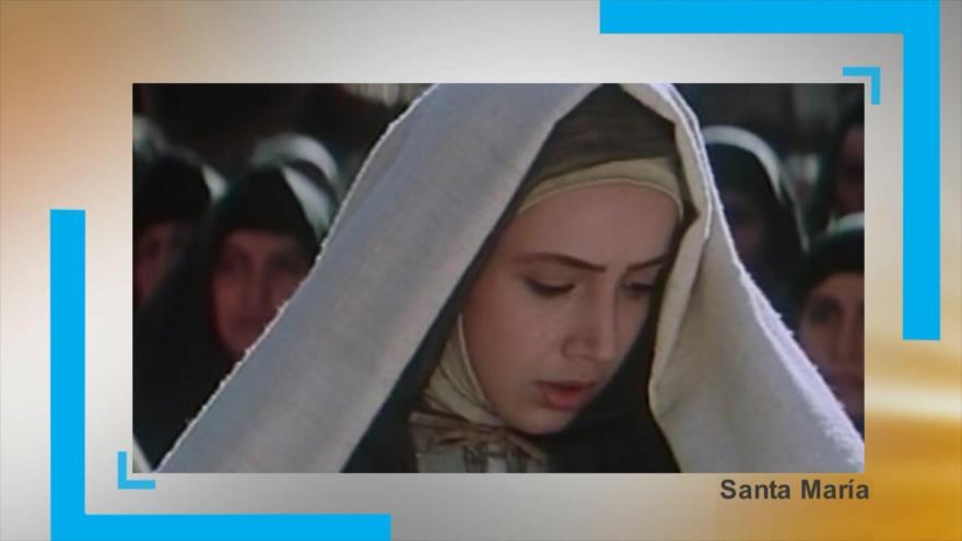 """Más allá de la imagen: """"Santa María"""", la versión islámica II"""