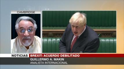 Guillermo A. Makin: Propuesta de Johnson viola acuerdo con la UE