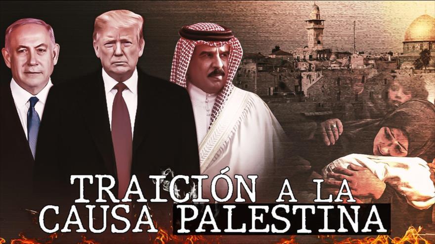 Detrás de la Razón: Baréin; otra puñalada a la causa palestina