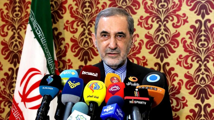 Ali Akbar Velayati, asesor para Asuntos Internacionales del Líder de la Revolución Islámcia de Irán, el ayatolá Seyed Ali Jamenei.