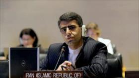 Irán pide a la ONU que cumpla con su deber ante sanciones de EEUU