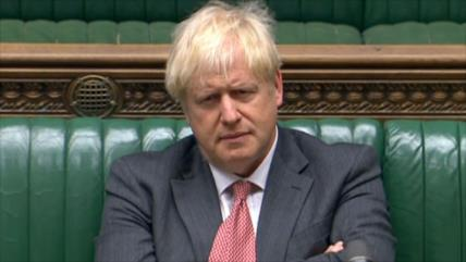 Johnson : UE amenaza con destruir la integridad de Reino Unido