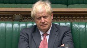 Johnson : UE amenaza con destruir la integridad de Reino Unido