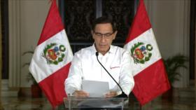 Vizcarra presenta demanda ante TC por proceso de vacancia en Congreso