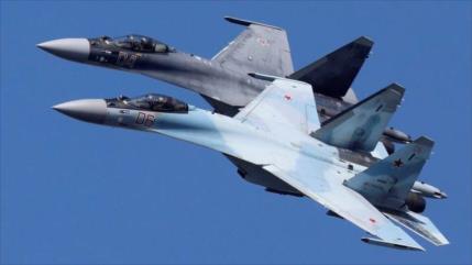 Rusia otorgará a Bielorrusia 47 cazas de combate rusos Su-57