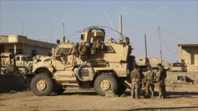 Atacan con explosivos vehículos de embajada británica en Irak