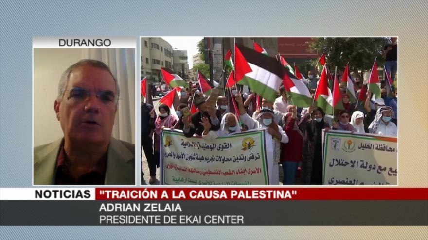Zelaia: Objetivo de lazos árabe-israelíes es elecciones de EEUU | HISPANTV
