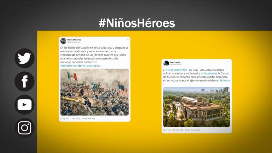 Etiquetaje: Agresión de EEUU a México