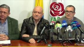FARC pide perdón por secuestros realizados en Colombia