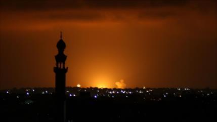 Palestina alerta a Israel: respondemos ataques con ataques