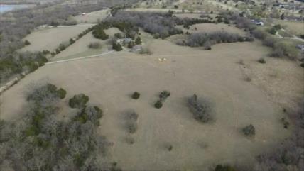 Hallan una ciudad del siglo XV oculta bajo tierra en Kansas