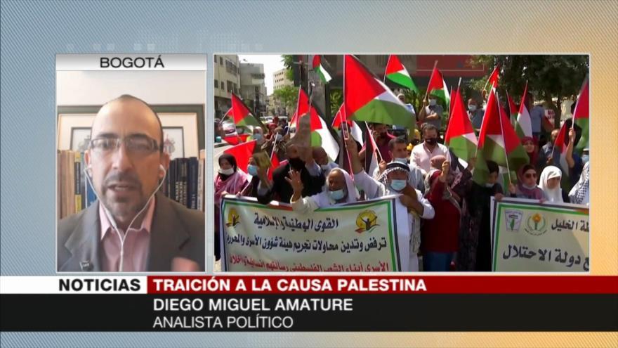 Amature: Traidores árabes son cómplices de crímenes israelíes