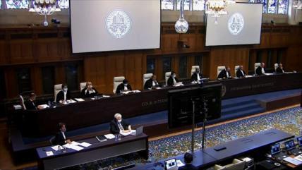Irán urge a la CIJ a oponerse a las medidas unilaterales de EEUU